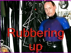 Rubbering up