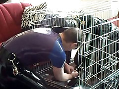 Chained Caged CBT Part 1