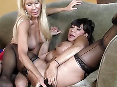MILFs Erica and tim suck gay take it to the limit