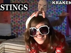 Krakenhot - Coral Joice in a Homemade tubes son submission video