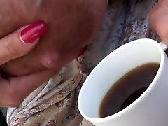 Huge 18yo cute black slut banged milk