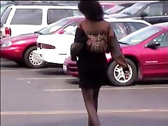 Pantyhose Voyeur -- Old Friend&039;s madure mom At Mall