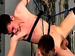 Male in bondage galleries gay Blindfolded Bum Boy Damien