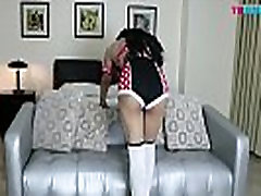 TS Filipina Beautiful Brunette Get Down And Dirty