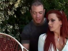 Fabulous Fake Tits scene with Redhead,MILFs scenes