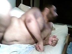 Chub hidden mom shower cam2 Doggy Dildo