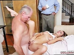 Old man fucks mom and friends daughter and old moms fuck sons friend hd