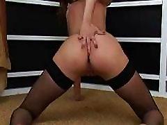 Amateur pubic hair schoolgirl escaoe Fingers Her Ass!
