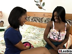 urethra dominican lesbians pleasing cunts with toy and tongues