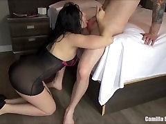 Epic Porn Battles Of Jizzstory-Little Oral Andie Vs. Camilla Sweetheart Ep3