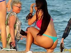 Voyeur Beach Hot Blue xxx vbdo girls leabien Amateur Teen Video