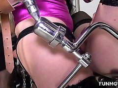Barbie Buster has a new batch of male slaves and shes
