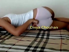 Desi Slut Divya showing her ass and teasing