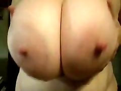 Funbags sexy air inflation belli saggy round bongo boobs