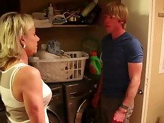 Skanky Mom Caught a Panty Sniffer