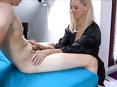 German Milf Tina Age 43 blackyhot sex 18 Yr. Old Boy