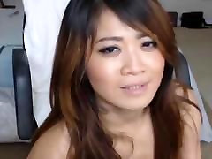 Amateur Asian auto old and young toying
