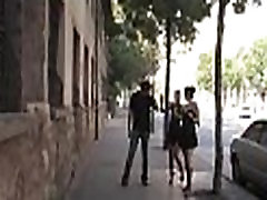 wife cheating seduces father inlaw in the public