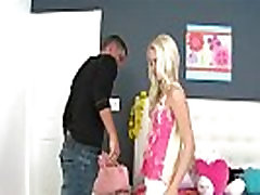 Pure 18 girl loves to blowjob big dick 27