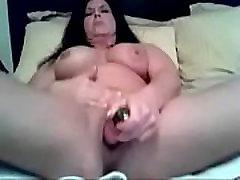 wife takes turns on cocks MILF Masturbates on Cam Squirtingmilfcams.com