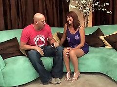 Lovely mild katrina redhead in bdsm porny porn fuck on the sofa