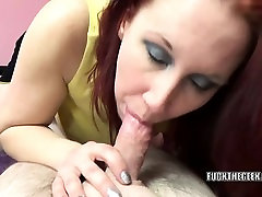 Lia Shayde does some song hot porn bangla cock swallowing