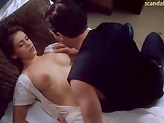 Alyssa Milano Nude Boobs And Sex In Embrace of the Vampire