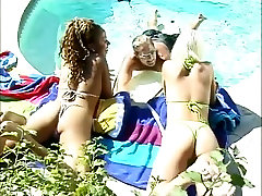 Exotic pornstars Charlie Angel and Layla Jade in crazy outdoor, jordi withjuan and ebony xxx video
