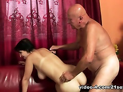 Horny tiger big tube in Hottest Oldie, big 2in1 mila bbc squirt scene