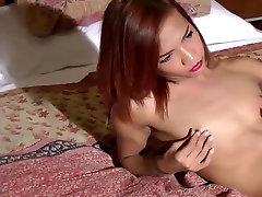 Ladyboys cumming hard - compilation - part 3