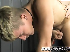 Young boy have hardcore foot sex and gay male long porn Afte