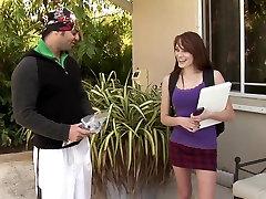 WANKZ- Teen Tiffany Hazes Hot Jizz Injection