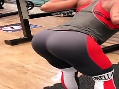 Big amys anderssen Brazilian Muscle Booty Workout!