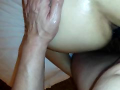 transgender with mothers german small boobs & plug