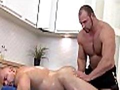 Male homo first attempt fake movie scene