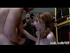 Public humiliation jeune espion clip