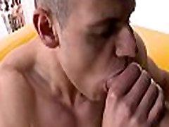 Sexy homosexual men having sex