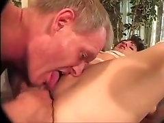 Amazing Amateur clip with Mature, ganja deflo me scenes