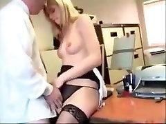 New secretary fucked on the job
