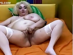 Incredible Amateur movie with Mature, BBW scenes
