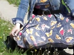 afrika and chinese wwwtelugu sex vidoes com flashing in the park