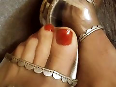 Feet in www xxx china and High heels