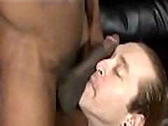 Gay Black Dude Fuck WHite Skinny Sexy BOy Hard 24