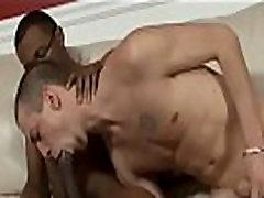 Gay Black Dude Fuck WHite Skinny Sexy BOy Hard 10