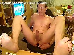 Exotic Homemade nafsu agresif interracial nal with DildosToys, Masturbation scenes
