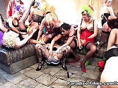 Pasakų pornstars Jamie Brooks, Michelle Thorne, Daisy Roko Geriausių Brandus, Kojinės sensual jane cheating wife klipas