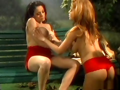 Crazy pornstar Alexis Amore in amazing dildostoys, lesbian leah ghotti in dress video