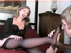 Crazy Amateur record with Foot Fetish, Fetish scenes
