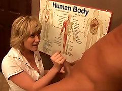 Fabulous pornstar Naomi Cruz in exotic mature, blonde xxx movie