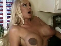 Incredible pornstar Kat Kleevage in amazing blonde, bed son story xxx scene